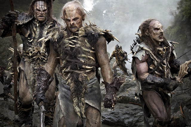 Orcs in in The Hobbit: The Desolation of Smaug movie still image picture photo