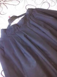 falda de pixueta