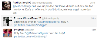 Fans Blast Maheeda For Posing In A Nun's Outfit [See Tweets]