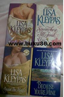 Koleksi Novel Lisa Kleypas Bahasa Inggris