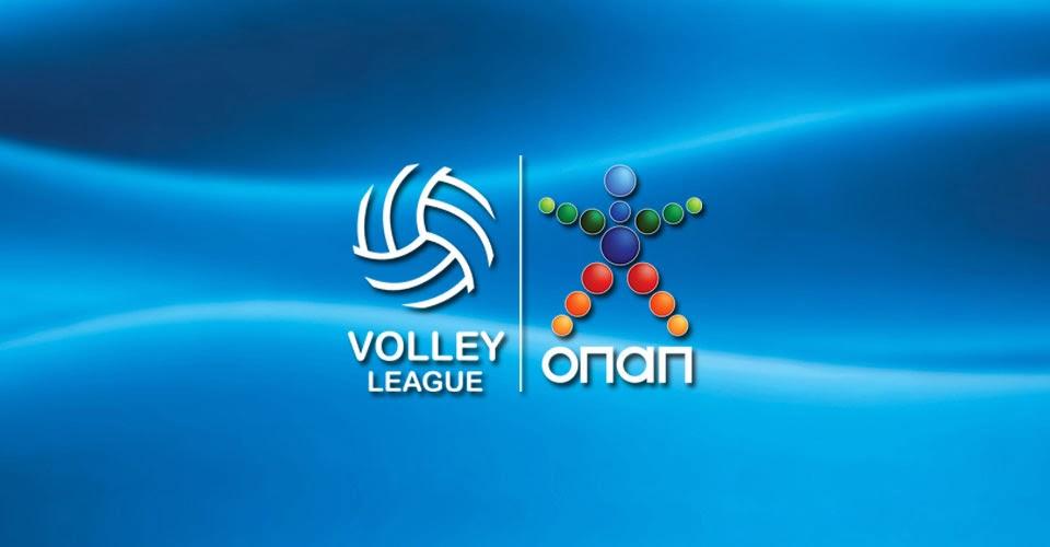 Πρόγραμμα και αποτελέσματα βόλεϊ Α1 ανδρών 2013-2014