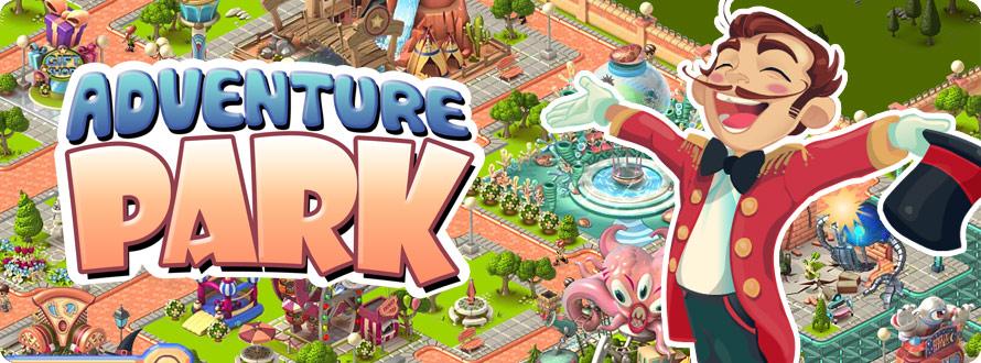 Juego Adventure Park de Tuenti
