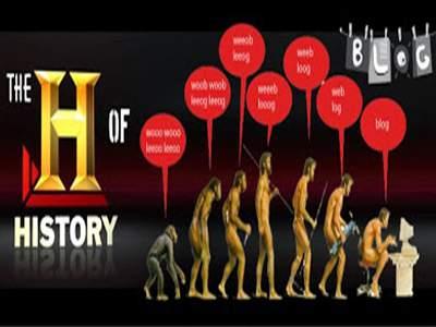 Sejarah dan Perkembangan Blog