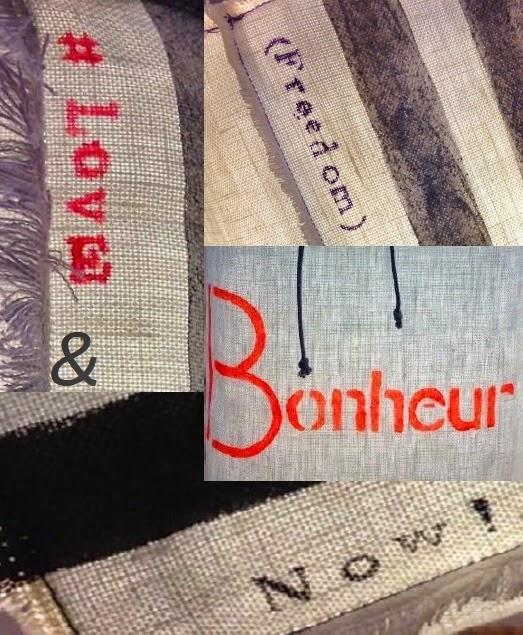 création de lampes écologiques fabriquées de manière artisanale avec tissu français