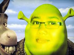 Cik Belog Versi Shrek...
