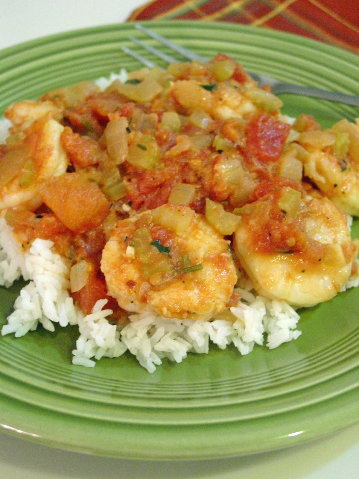 Soup Spice Everything Nice: Shrimp Creole [Re-post]