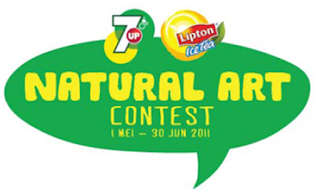 7UP & Lipton Ice Tea 'Natural Art' Contest