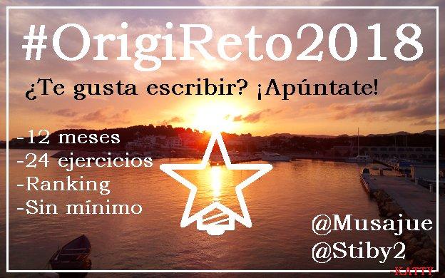Iniciativa #OrigiReto2018