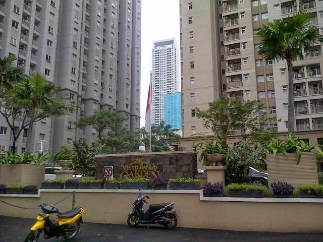 apartemen mediterania tanjung duren tower edelweis