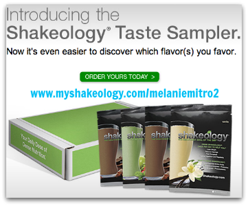 Taste Sampler Package