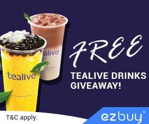 FREE tealive