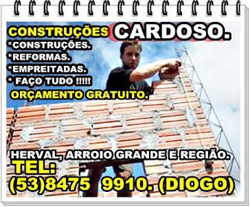 PEDREIRO EM HERVAL & ARROIO GRANDE.