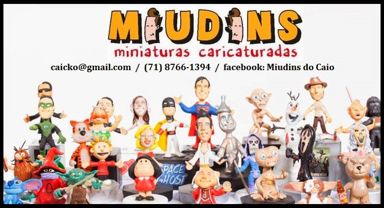 Miudins - Caio Miniaturas