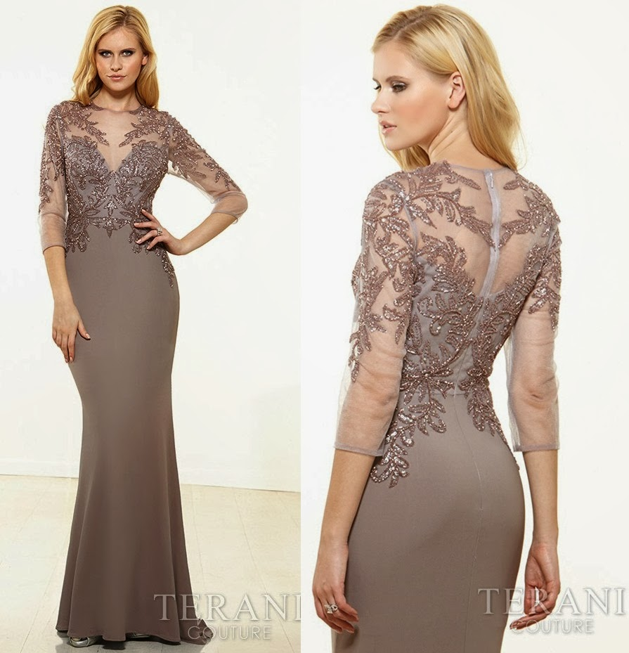que dizer deste vestido? É lindo, é chique, é discreto, é uma