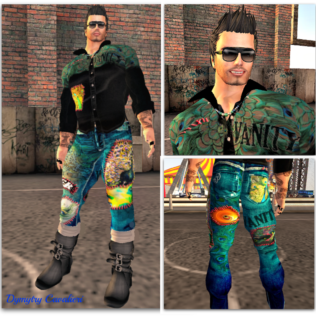 Rockstar Outfit For Male