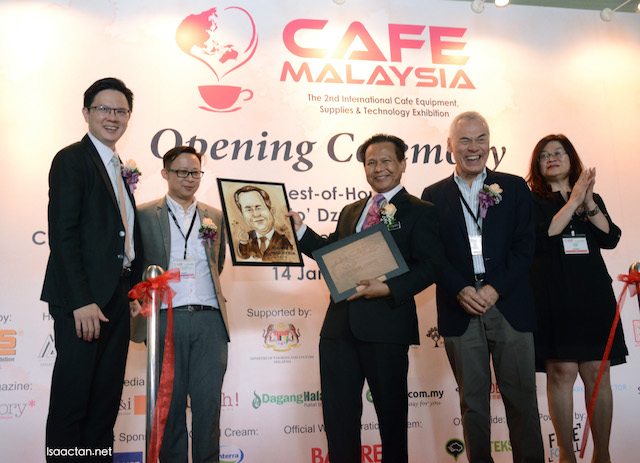 Cafe Malaysia 2016 @ Matrade Exhibition & Convention Centre, Kuala Lumpur