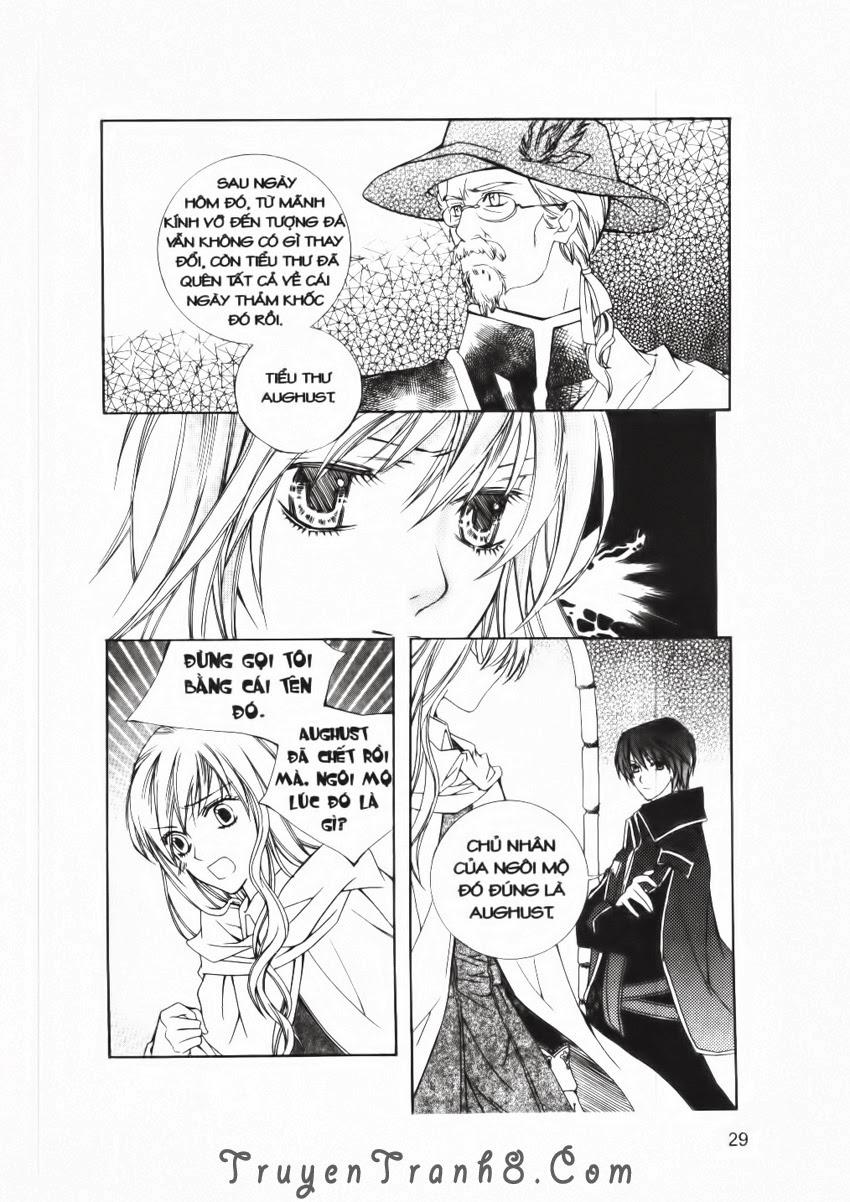 A Kiss For My Prince - Nụ Hôn Hoàng Tử Chapter 17 - Trang 30
