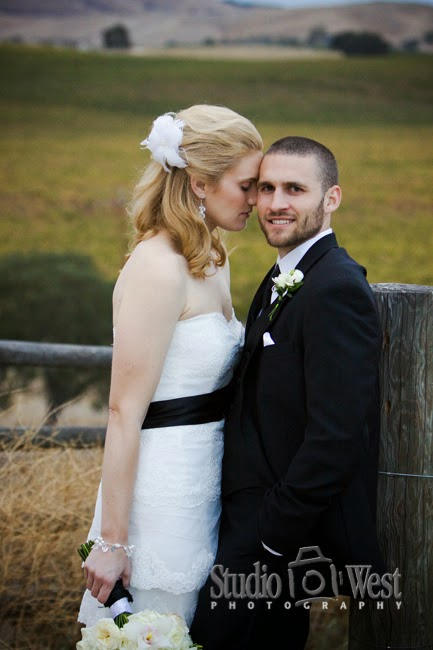 Silver Horse Winery - Central Coast Wedding Venues - San Luis Obispo Wedding Photographer - Studio 101 West