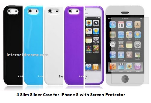 iphone 5 screen protector covers