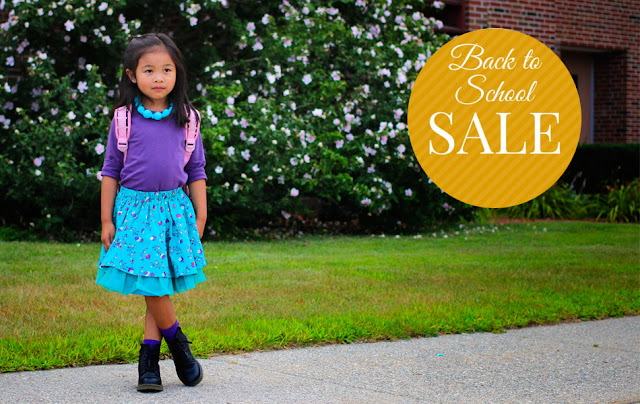 Back To School Sale | Chichi Mary Kid's Boutique