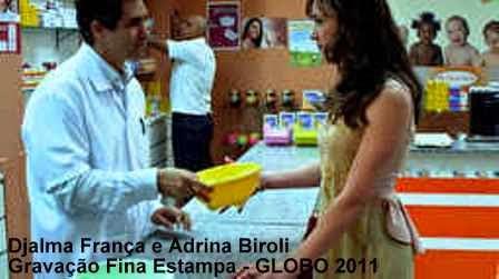 Novela Fina Estampa - Rede Globo