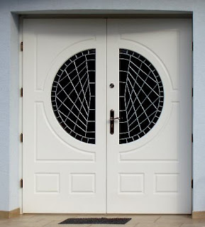 double front doors