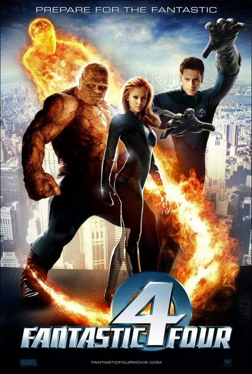 Bộ Tứ Siêu Đẳng | The Fantastic Four