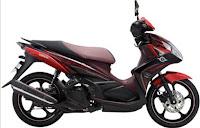 Yamaha Nouvo SX standard