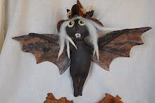 """""""ODETTE"""" the bat"""