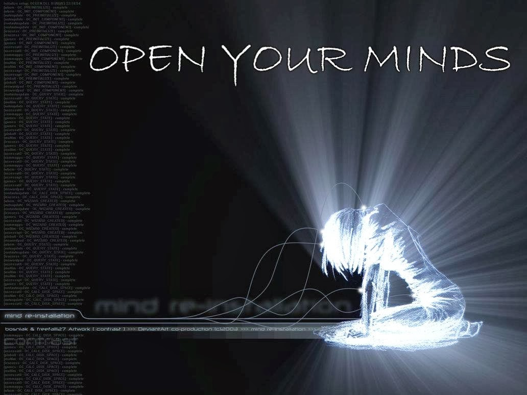 open your minds 2 bible creation stories