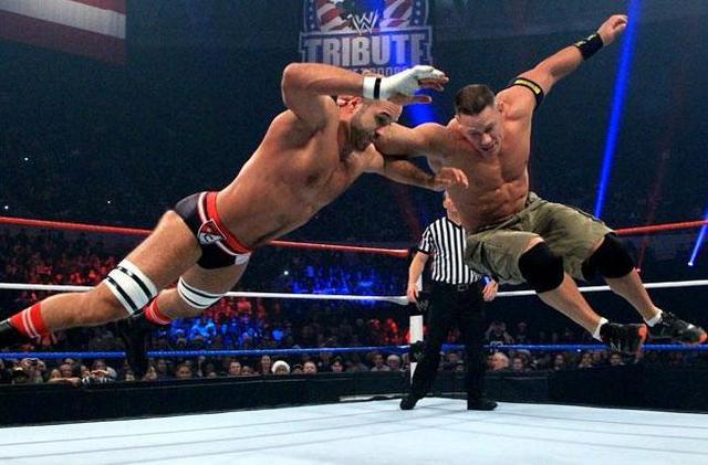 مشاهدة عرض WWE Tribute To The Troops 2012 مترجم يوتيوب اون لاين كامل 20/12/2012