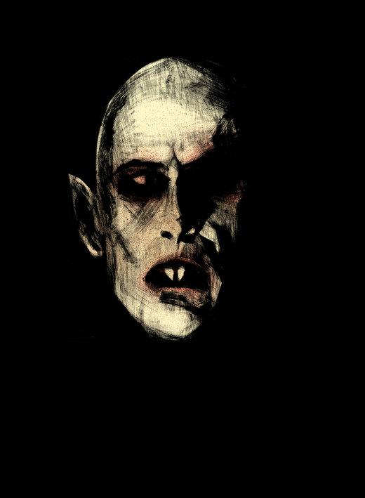 Nosferatu por clayrodery