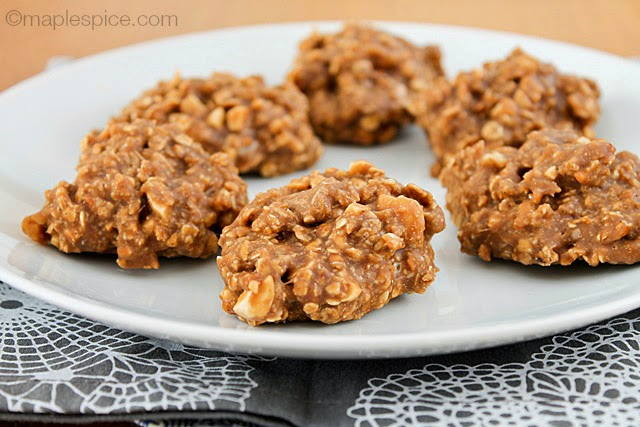 Vegan Butterscotch Cashew Nut Haystacks