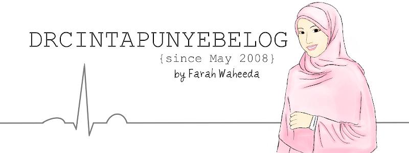 Dr.Cinta Punye Blog~