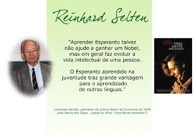 Selten e o Esperanto