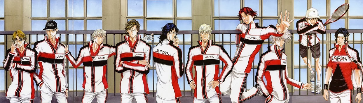 <center>The prince of tennis TH  <br>เดอะ ปริ๊นซ์ ออฟ เทนนิส</center>