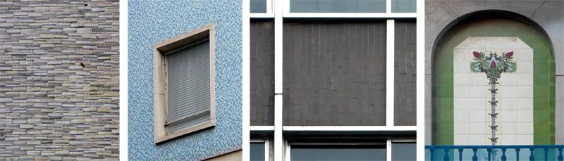Clak blog fachadas de azulejo - Losetas para fachadas ...