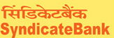 Syndicate Bank Specialist Officer Online application