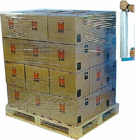 Camu camu peru unitarizaci n - Pallets por contenedor ...