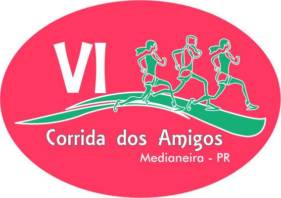 VI Corrida dos Amigos em Medianeira - 13/09/2015