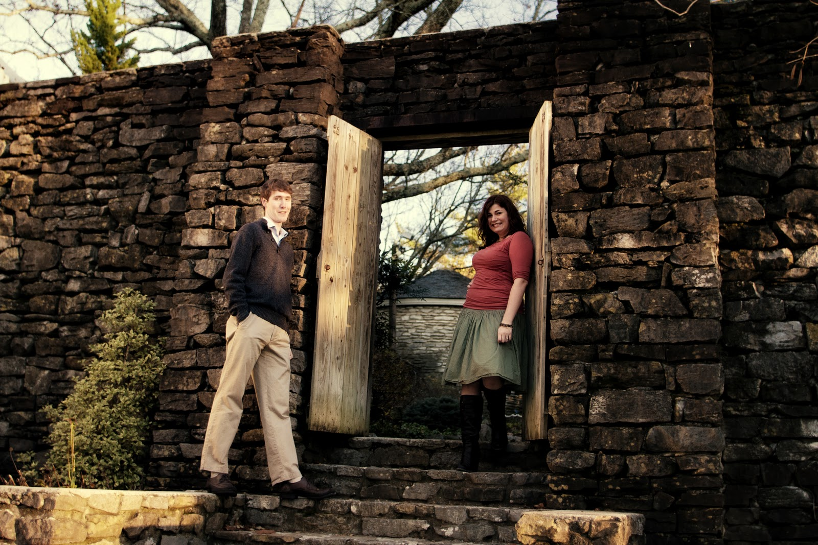 Valerie Foley Photography: Hope and Ben engagments, Knoxville ...