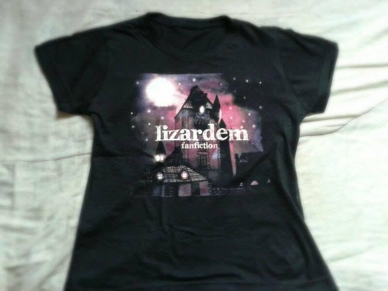 Adquira a camiseta de Lizardem na Vitrinepix!!