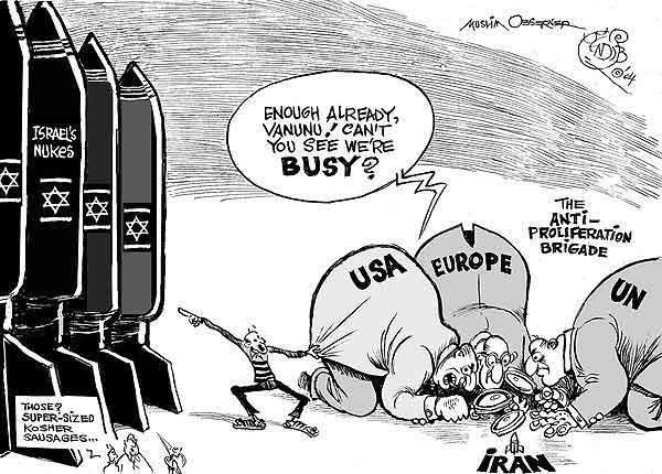 Pegiat Inggris berikrar ungkap program nuklir Israel