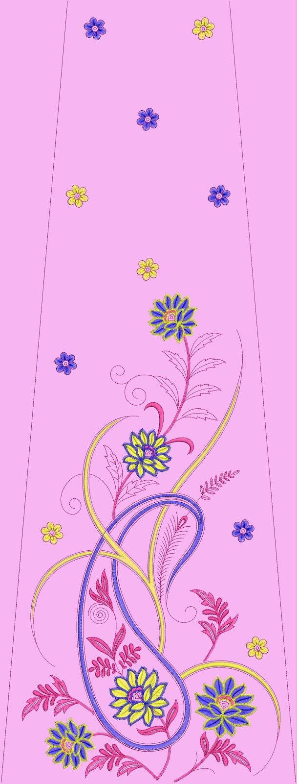 Embdesigntube indian ghagra choli embroidery designs