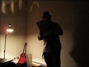 Recitando poesía