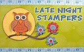 Late Night Stampers Challenge
