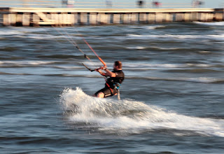 Wind-Surfer, Altona