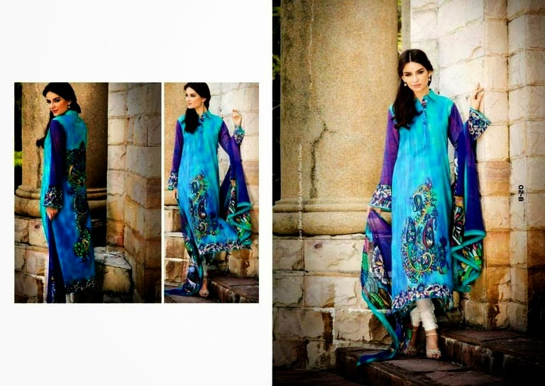 Resham Ghar Spring Collection 2014