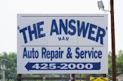 OUR TOP SPONCER THE ANSWERMAN AUTO REPAIR