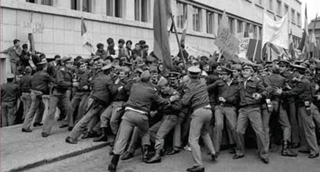 Antibirokratska revolucija u Novom Sadu, 1988.